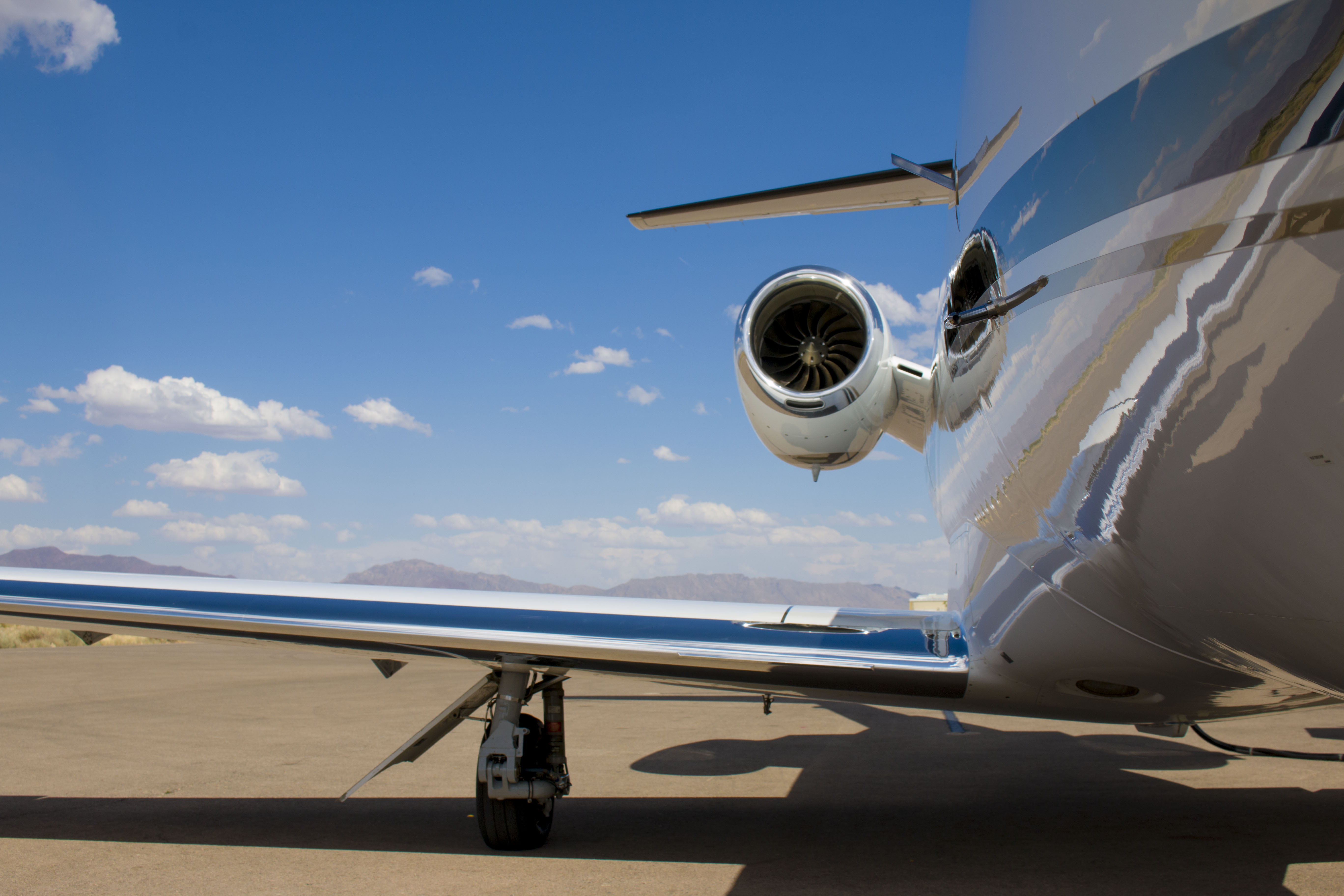 Charter Flight Jet Rental Fresno, CA