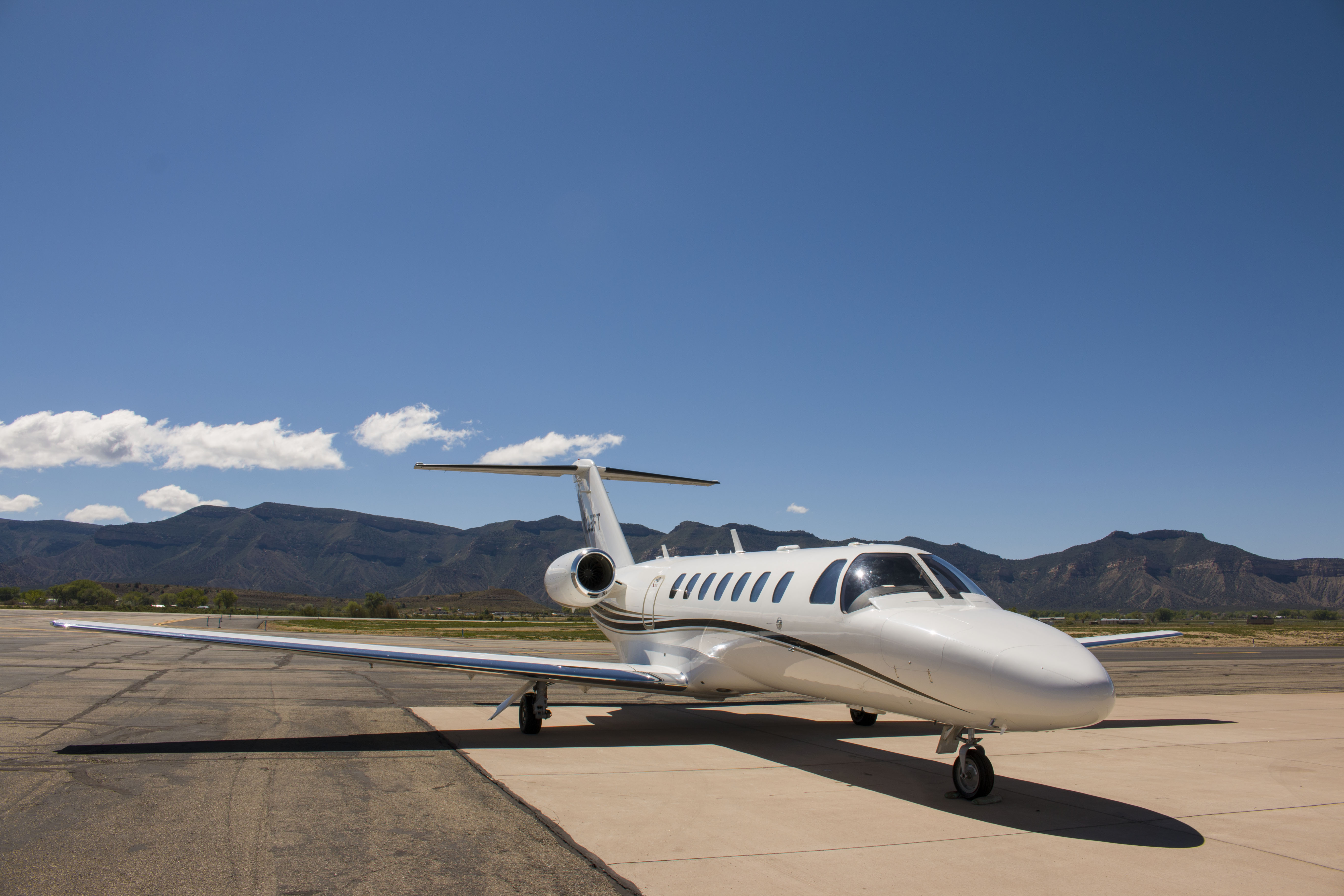 Private Jet Charter Fresno, CA